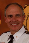 Sheriff Tim Leslie