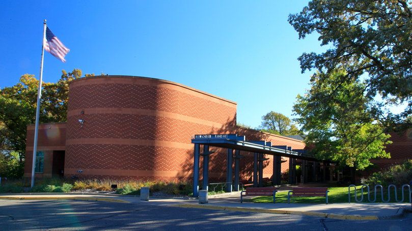Wentworth Library (Wes...