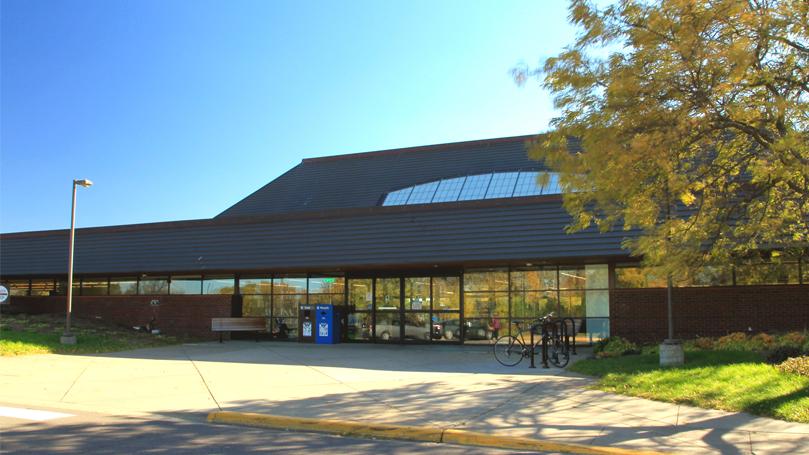 Wescott Library (Eagan...