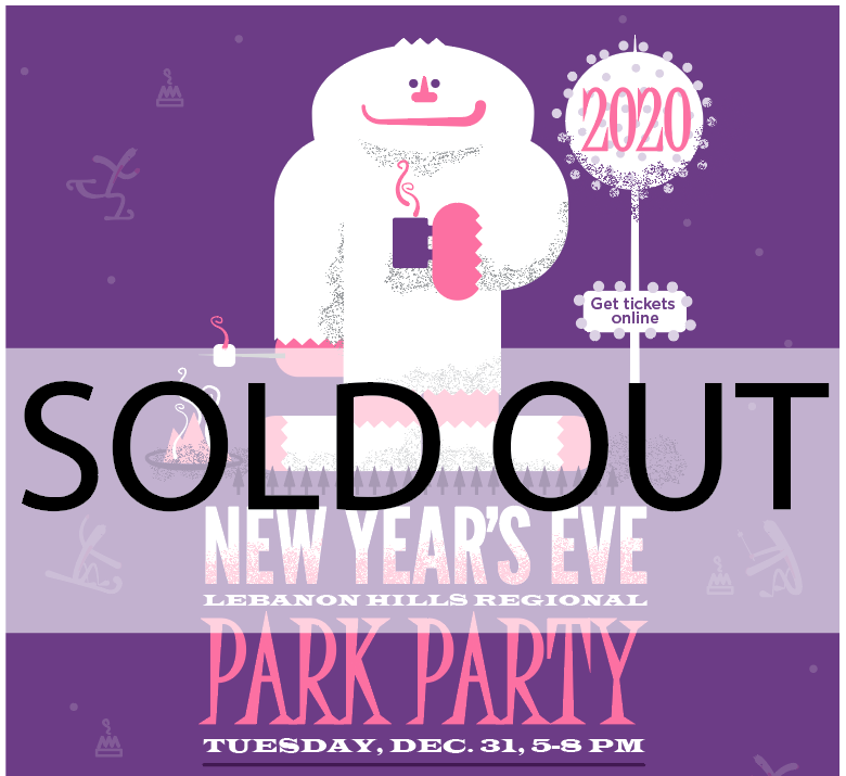 New Year's Eve Party Tickets Sold Out